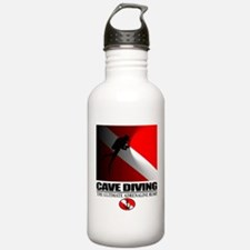 Cave Diving Water Bottle