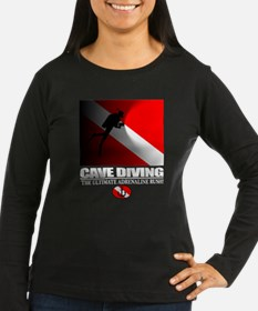 Cave Diving Long Sleeve T-Shirt