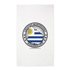 Uruguay Montevideo LDS Mission Flag Cutout Map 1 3