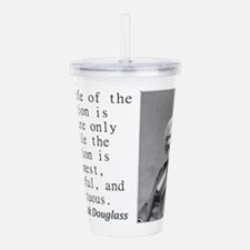 The Life Of The Nation Acrylic Double-wall Tumbler