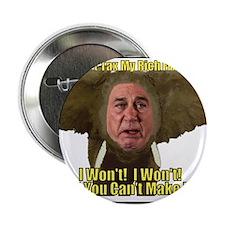 "Boehnerphant 2.25"" Button"