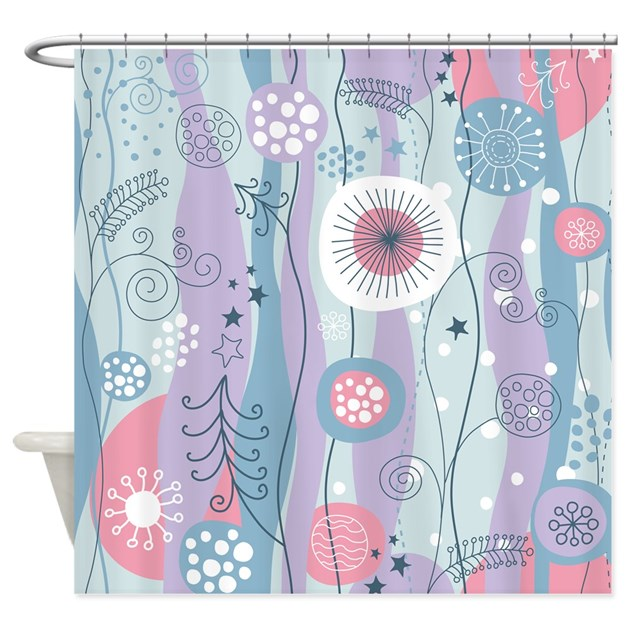 Stylish Pattern Shower Curtain By BestShowerCurtains
