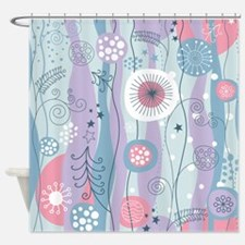 Stylish Pattern Shower Curtain