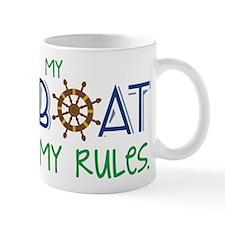 My Boat Rules Mug