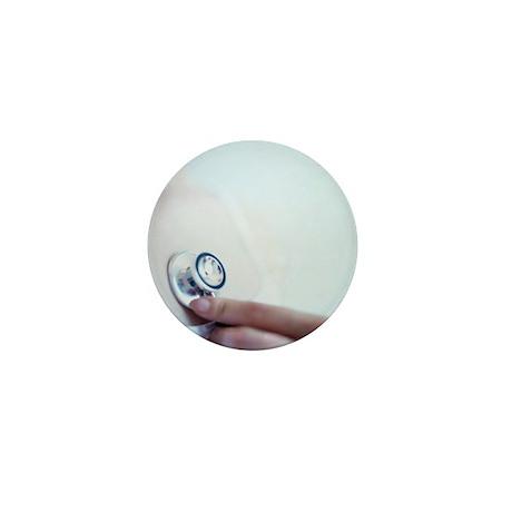 Stethoscope use - Mini Button (10 pk)
