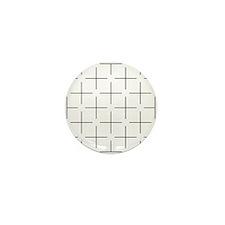 Ehrenstein illusion - Mini Button (10 pk)
