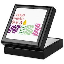 It's Your Birthday! Keepsake Box