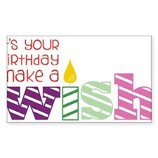 It's Your Birthday! Decal