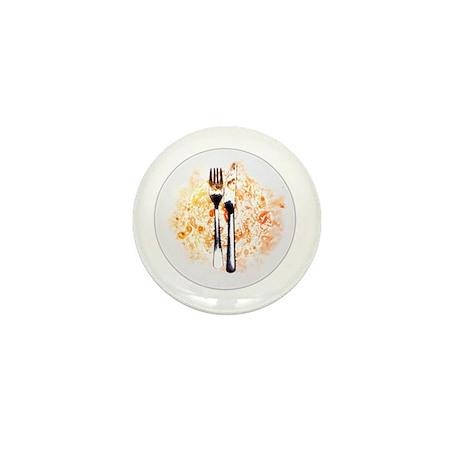 Dirty plate - Mini Button (100 pk)