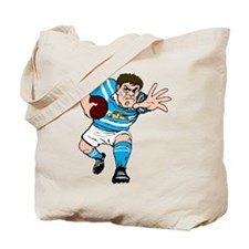 Argentina Rugby Forward Tote Bag
