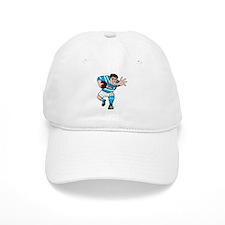 Argentina Rugby Forward Baseball Cap