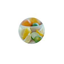 Citrus fruits - Mini Button (100 pk)