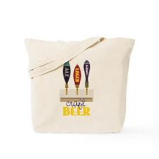 Craft Beer Tote Bag