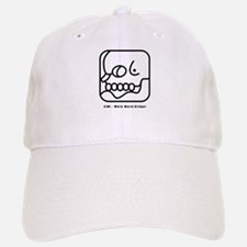 White World Bridger Baseball Baseball Cap