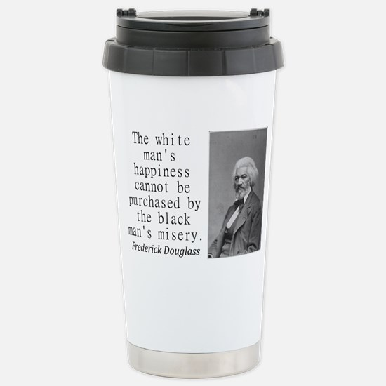 The White Mans Happiness Mugs