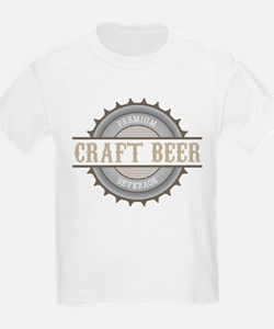 Craft Beer Logo T-Shirt