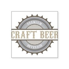 Craft Beer Logo Sticker