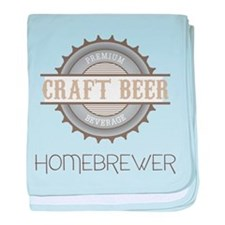 Home Brewer baby blanket