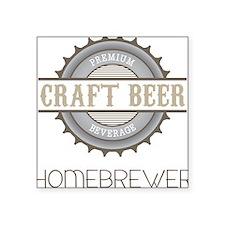 Home Brewer Sticker