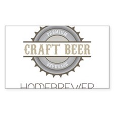 Home Brewer Decal