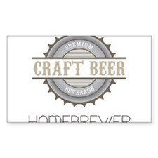 Home Brewer Stickers