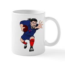 French Rugby Forward Mug
