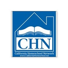 CHN Rectangle Sticker