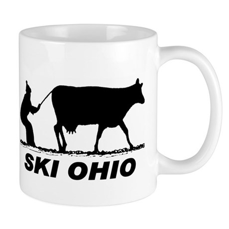 The Ski Ohio Shop Mug