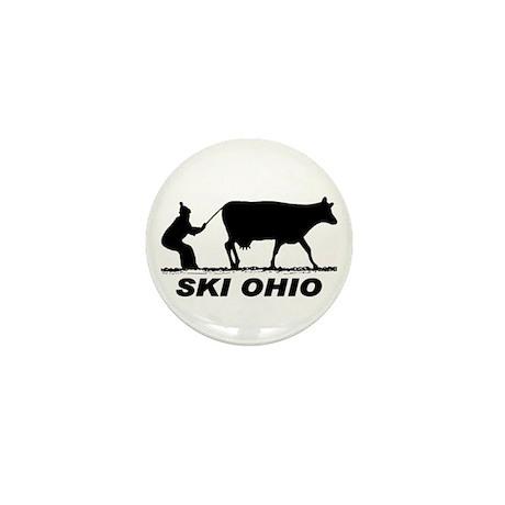 The Ski Ohio Shop Mini Button (10 pack)