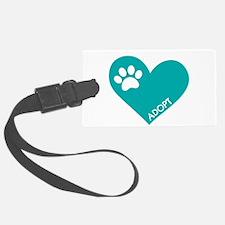 Animal Rescue Luggage Tag