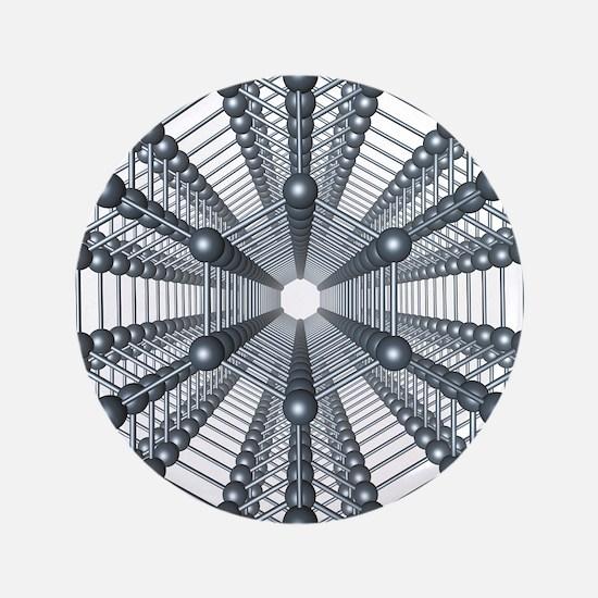 Graphene sheets, artwork - 3.5