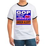 Amber Alert Oust The Liars! Ringer T