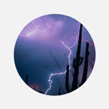 Lightning storm over Tucson, Arizona - 3.5
