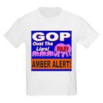 Amber Alert Oust The Liars! Kids T-Shirt