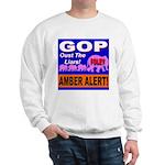 Amber Alert Oust The Liars! Sweatshirt