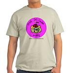 Grey T-Shirt - Silly CCLS Logo