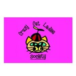 Postcards - Silly CCLS Logo