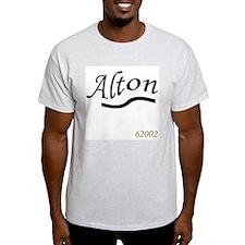 Alton 62002 Ash Grey T-Shirt