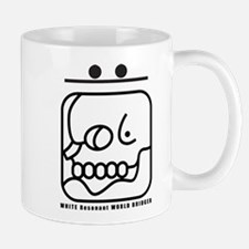 WHITE Resonant WORLD BRIDGER Mug