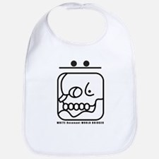 WHITE Resonant WORLD BRIDGER Bib