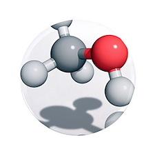 Methanol alcohol molecule - 3.5