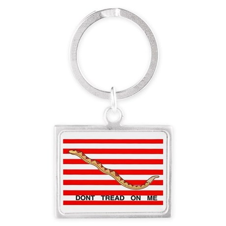 DONT TREAD ON ME Landscape Keychain