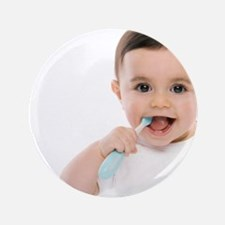 Baby boy with toothbrush - 3.5