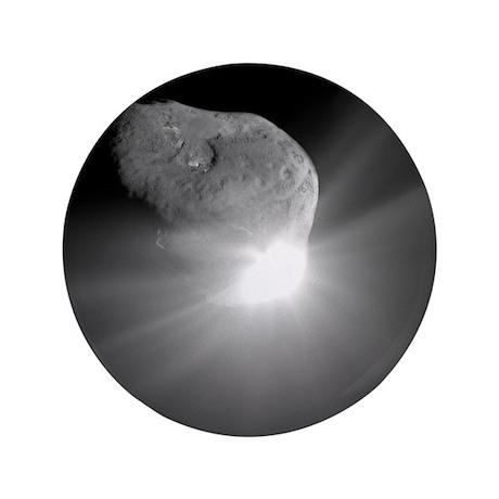 Deep Impact comet strike - 3.5