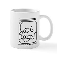 WHITE Planetary WORLD BRIDGER Mug
