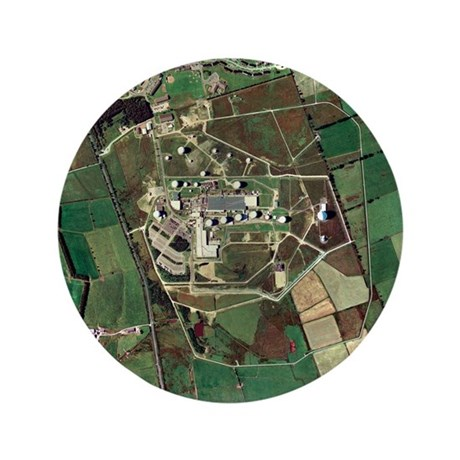 Menwith Hill spy base, aerial image - 3.5