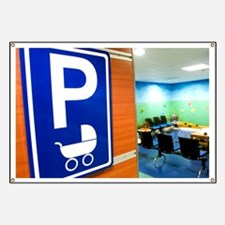Buggy parking - Banner