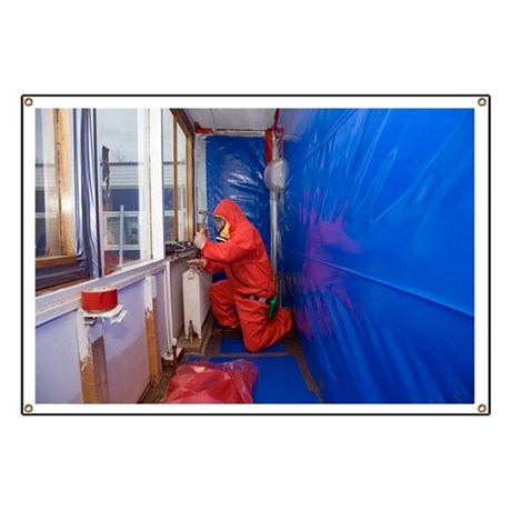 Asbestos removal - Banner