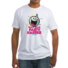 Party Hard Smiley T-Shirt