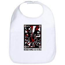 Zombie Horde - Resistance is Futile Bib